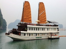 Emeraude classic cruises 2 days / 1 night