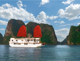 Emotion Cruise - Halong Bay - 2days / 1 night