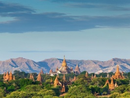 Full discovery of Myanmar