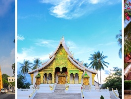 Indochina In Touch Tour - 10 days / 9 nights