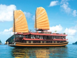ORIENTAL SAILS 3 DAYS / 2 NIGHTS