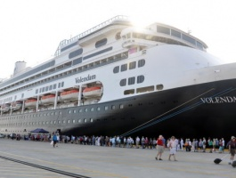 Private tour for clients from cruise ship (Phu My - Ho Chi Minh)