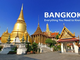 Thailand at Glance - 5 Days  4 Nights
