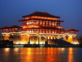YANGTZE RIVER CRUISE, UPSTREAM BY MV SPLENDID CHINA
